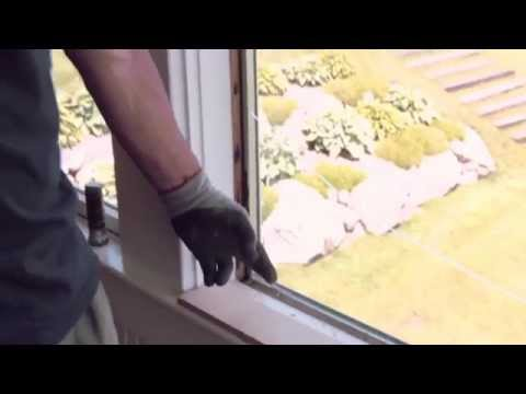 Trim Tips by Steve, replacing a 5'x7' Pella window