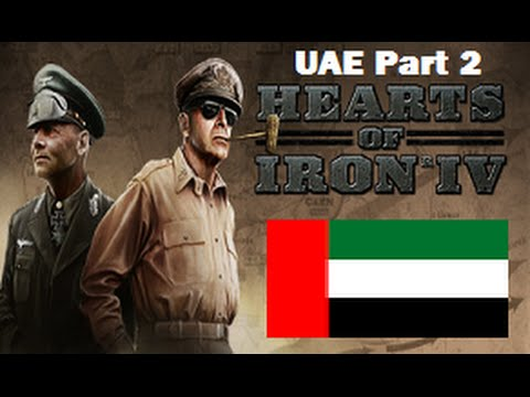 Hearts Of Iron 4 UAE Part 2 - Military Factories