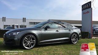 Review: de nieuwe Audi A5 Sportback - Van Mossel Audi