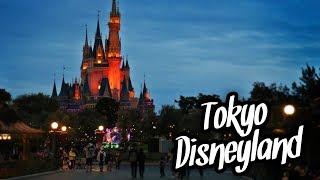 Tokyo Disneyland HALLOWEEN! - Disney in Japan Vlog