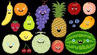 Fruit - Learn Fruits - Fruit Song - The Kids' Picture Show (Fun & Educational Learning Video)
