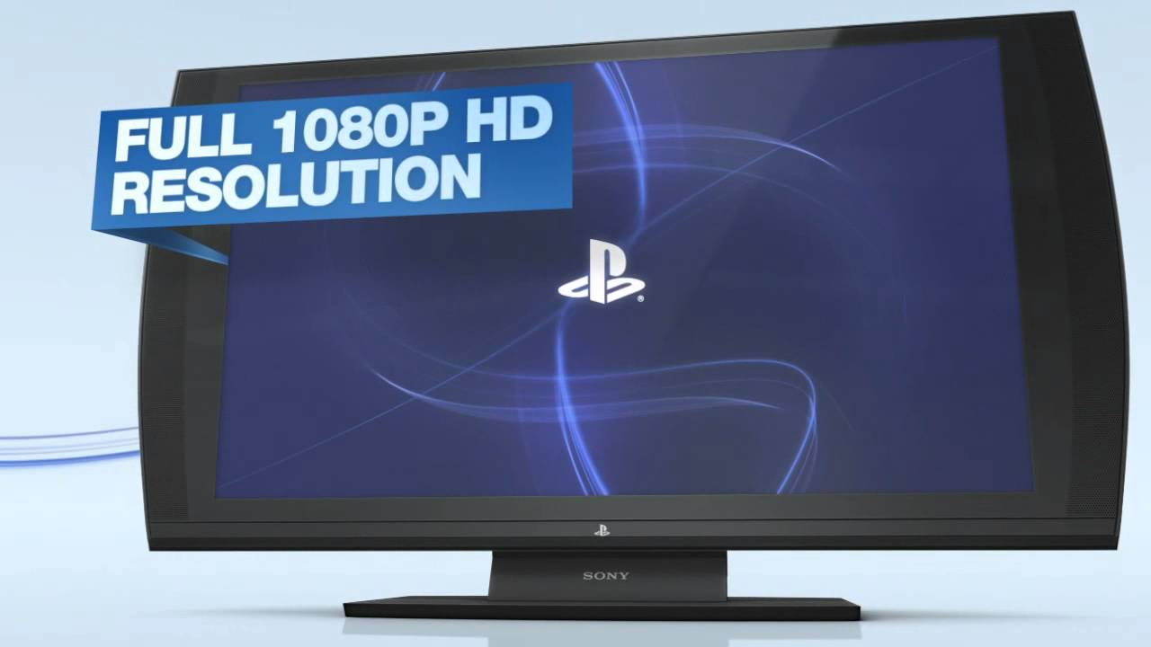 Playstation 3d Display Introducing Simulview Technology Video Youtube
