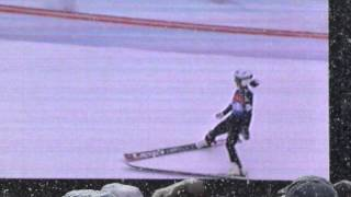 2013年2月3日宮の森ジャンプ競技場での高梨沙羅2本目 サラヘンドリクソン 検索動画 3