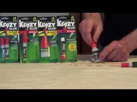 how to remove instant krazy glue