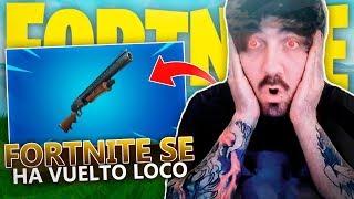 FORTNITE SE HA VUELTO LOCO!! * HA VUELTO TODO LO DE 2017 *