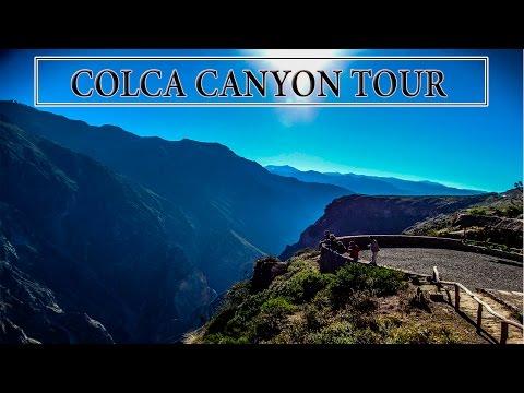 colca canyon tours