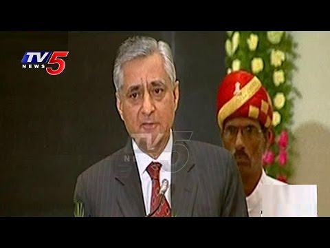 14th National Legal Services Authority Meet In Hyderabad | CJI TS Thakur Speech | TV5 News