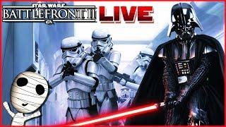 Ich finde ihren mangel an Glauben beklagenswert! 🔴 Star Wars Battlefront 2 // PS4 Livestream