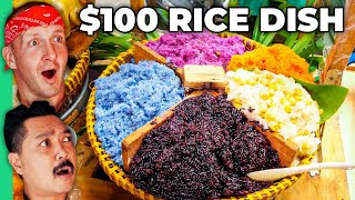 $3 Rice VS $100 Rice!!! Why is This EXPENSIVE??
