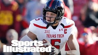 NFL Draft Prospect Patrick Mahomes: I Model Myself To Aaron Rodgers | SI NOW | Sports Illustrated
