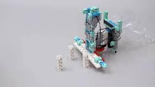 Le robot éducatif qui apprend le codage aux enfants - Le robot à bras mécanique