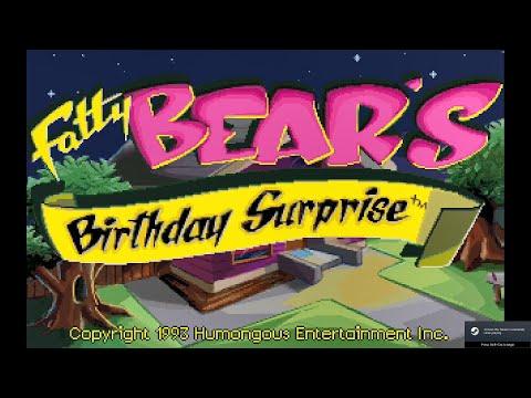 Fatty Bear's Birthday Surprise |