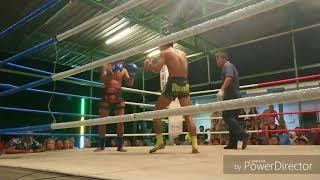 #thaifight #thaiboxing #muaithai Krasser fight zwischen erfahrenen Kontrahenten 💪🏼👊🏿👍🏿