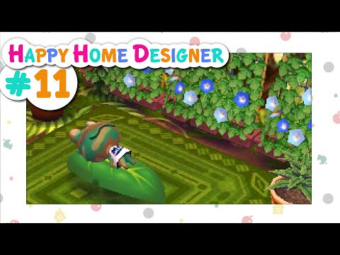 Animal Crossing: Happy Home Designer :: # 11 - At One With Nature!