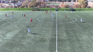 Johan Gomez: USSDA U18/U19 soccer: Real Colorado (1) vs FC Dallas (0),  10.21.18 (H. Ranch, CO)