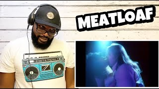 Meatloaf - Paradise By The Dashboard Light | REACTION