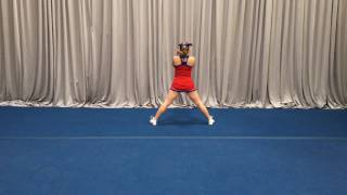 mvms tryout dance 2017 nca short dance back to counts