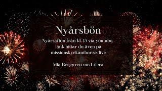 20201231 Nyårsbön i Missionskyrkan i Bor kl. 15:00