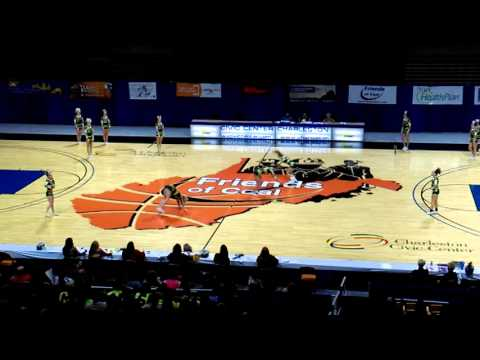 Brooke High School AAA WVSSAC Cheer States 2015