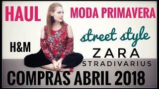 MODA:COMPRAS ABRIL/MAYO 2018/HAUL