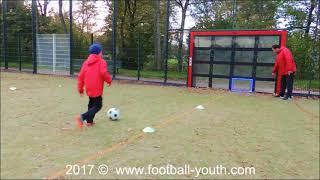 Детский футбол. Технические средства тренировки