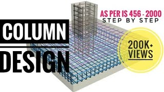 DESIGN OF RCC COLUMNS AS PER IS 456:2000   LIMIT STATE DESIGN   Mumbai University