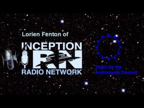 Tolec and Lorien Fenton of Inception Radio Network