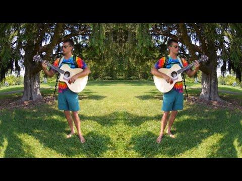 Kevin Corcoran Performing 'Jubilation Night' (Acoustic)