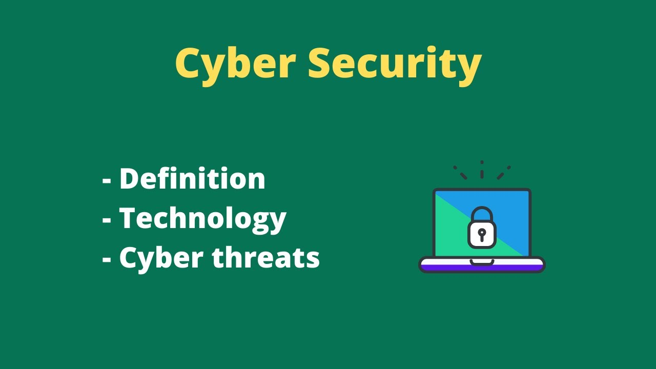 Cyber Security for beginners || Introduction to Cybersecurity