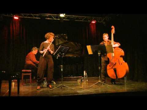 Art Ensemble Berlin spielt Gerhard Präsent auf dem 1. OaarWurm-Festival Berlin
