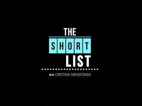 Cristina Mendonsa - The Short List w/Cristina Mendonsa
