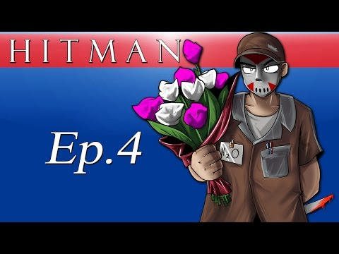 Hitman - World of Assassination Ep. 4! (Sapienza Mission!) I'M THE FLOWER MAN!!!!