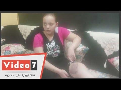 طفلة تتعرض للتعذيب على يد عمها بسبب الميراث  - نشر قبل 24 ساعة