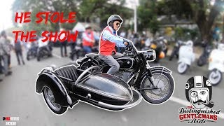 THE DISTINGUISHED GENTLEMAN'S RIDE 2018 MANILA | CLASSIC MOTORCYCLES | MY FIRST DGR | 58