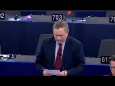 Gilles Lebreton dénonce la soumission de l'UE à la Turquie