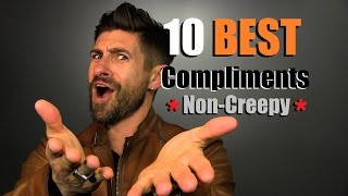 10 BEST Compliments  | Conversation Starting Compliments For Both Men & Women