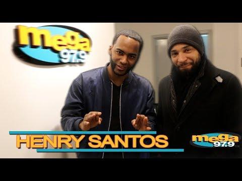 Entrevista Exclusiva Con Henry Santos