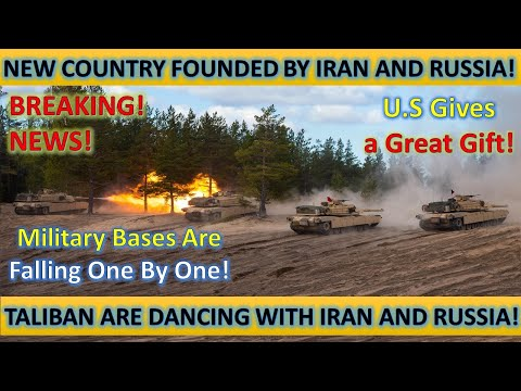 Breaking! New Country Founded By Iran and Russia! U.S. Gives a Great Gift!