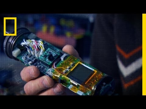 Gadgets and Gizmos: Inside the Nat Geo Tech Lab | Nat Geo Li