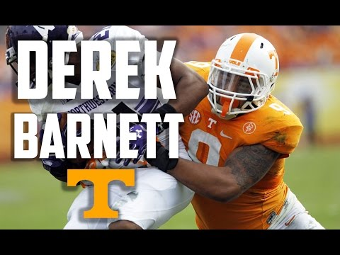 Derek Barnett Highlights |Future First Round Pick| Tennessee Star DE ᴴ ᴰ