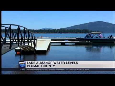 Lake Almanor Water Levels