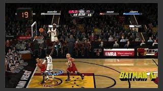 PARTIDAZO ÉPICO NBA JAM REMASTER PS3