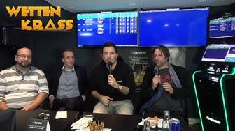 WETTEN KRASS: Die Livewetten-Show mit Mo, Jörg Bochow, Martin Fett & dem Winnie!