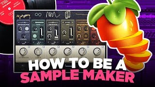 HOW TO MAKE YOUR OWN SAMPLES IN FL STUDIO AND FLIP THEM
