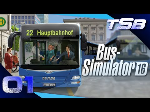 Bus Simulator 16 on commence 01 |