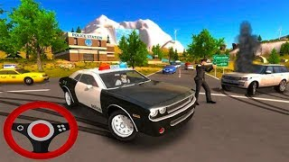 Police Car Driving Offroad - Android GamePlay HD - Police Car Games Android