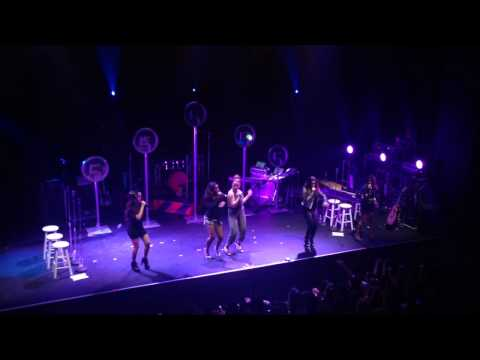 Fifth Harmony - 'Don't Wanna Dance Alone' Live Performance (Los Angeles)