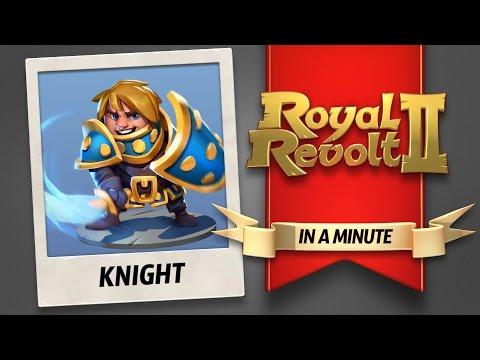 Royal Revolt 2 - The Knight