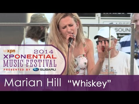 """Marian Hill - """"Whiskey"""" (XPoNential Music Festival 2014)"""