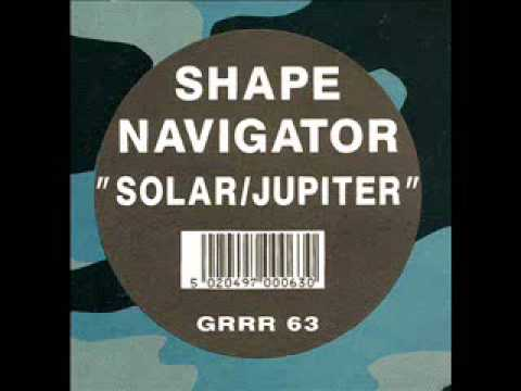 Shape Navigator - Solar / Jupiter